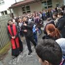 Krížová cesta na Veľký piatok - 30. marca