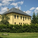 Pôvodná farská budova